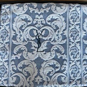 Yves Saint Laurent Cotton Blanket